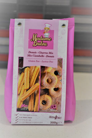 Gluten Free Churro Mix Madame Loulou