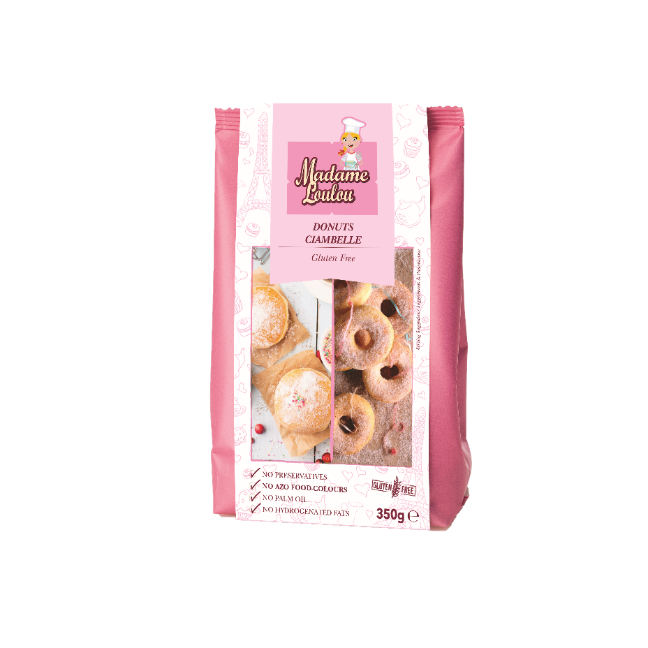 Gluten Free Donut Mix Madame Loulou