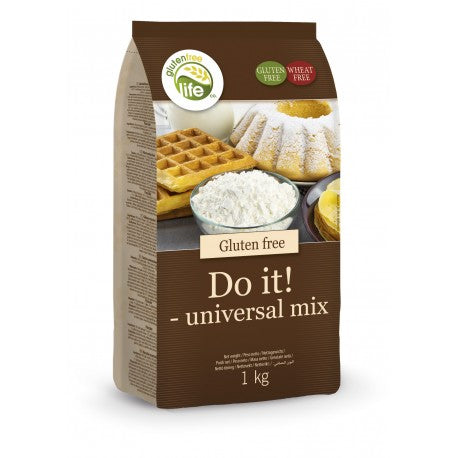 Gluten Free DO IT! Universal Flour Mix 1kg