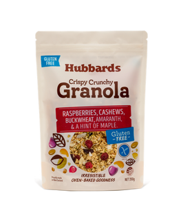 Hubbards Granola Raspberry & Maple 350g