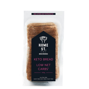 Home St Keto Bread Bakeworks