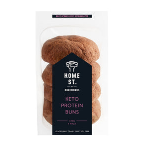 Home St Keto Buns 4 Pack