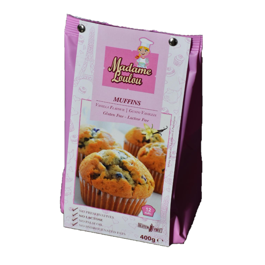 Gluten Free Muffin Baking Mix