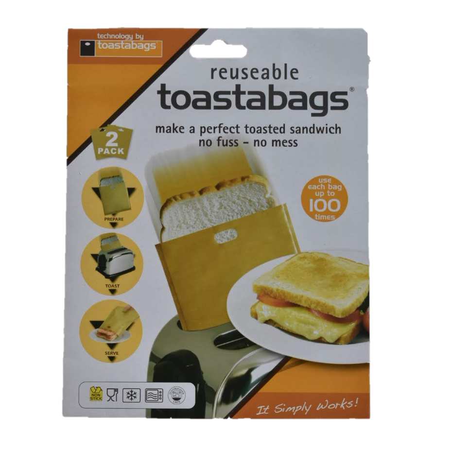 Toastabags Toast Bags 2 Pack