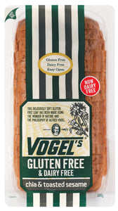 Vogel's Gluten Free Chia & Toasted Sesame Loaf 580g