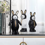 Sculpture Lapin Mignon