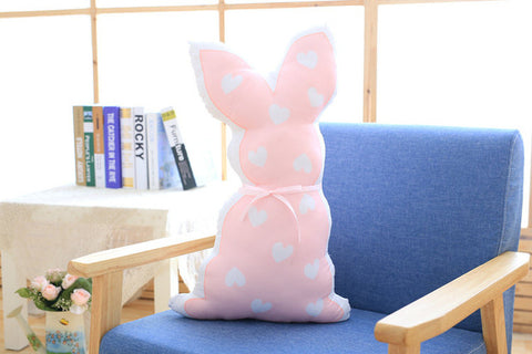 Coussin Lapin Coton