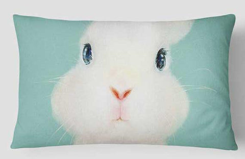 Dessin Lapin Coussin