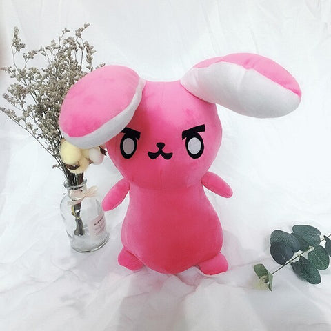 Lapin Coussin Rose