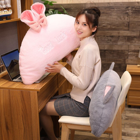 Coussin Lapin Doux