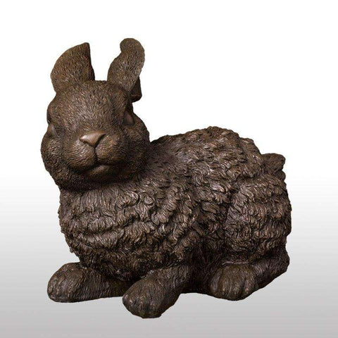statue antique lapin