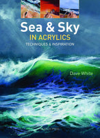 Dave White - 'Sea and Sky in Acrylics' book