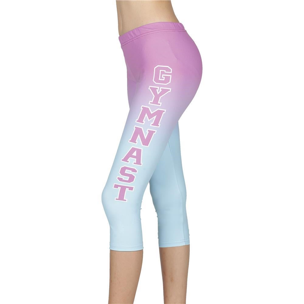 PGY 3/4 Leggings Sublimated  Adult