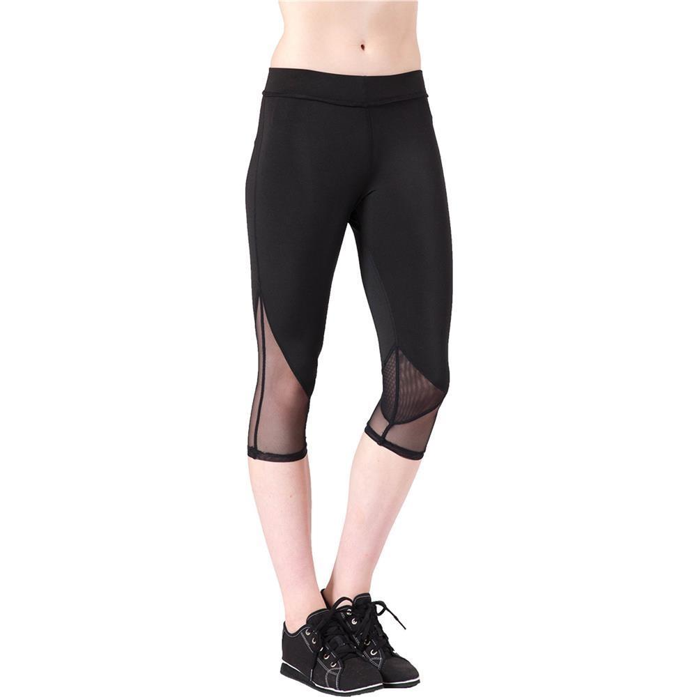 3/4 Mesh Leggings Adult