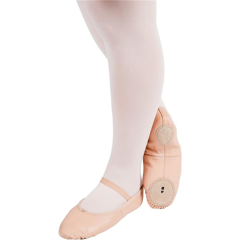 Ballet Flats Split Sole A Child