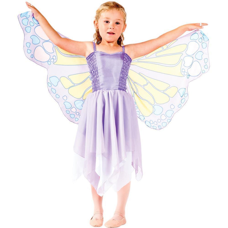 Chiffon Butterfly Fairy Child