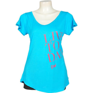 Live To Dance Tee  Adult