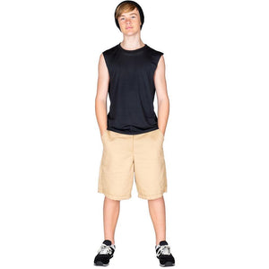 Raw Cut Tank Adult
