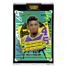 Load image into Gallery viewer, PART V OF V - OFFICIAL DONOVAN MITCHELL 🌈 RAINBOW SPIDA – SILVER AUTOGRAPHED CARD - LIMITED TO 15