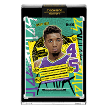 Load image into Gallery viewer, PART V OF V - OFFICIAL DONOVAN MITCHELL X TYSON BECK - 🌈 RAINBOW SPIDA - LIMITED TO 99