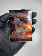 Load image into Gallery viewer, Mike Trout - 1/1 TYSON BECK X TOPPS AUTOGRAPHED 2015 FIRE METAL CARD 🔥