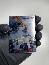Load image into Gallery viewer, Cal Ripken Jr. - 1/1 TYSON BECK X TOPPS AUTOGRAPHED 2015 FIRE METAL CARD 🔥