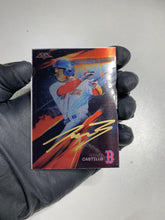 Load image into Gallery viewer, Rusney Castillo - 1/1 TYSON BECK X TOPPS AUTOGRAPHED 2015 FIRE METAL CARD 🔥