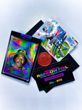 Load image into Gallery viewer, 🌈 RAINBOW FOIL - Tony Gwynn by Tyson Beck - RAINBOW RED - LIMITED TO 1 🌈
