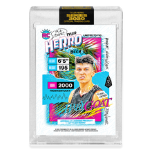 Load image into Gallery viewer, 🎄 PART IV OF V - OFFICIAL TYLER HERRO X TYSON BECK - RC VICE BASE CARD - LIMITED TO 750 🎄