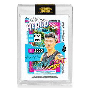 🎄 PART IV OF V - OFFICIAL TYLER HERRO X TYSON BECK - RC VICE BASE CARD - LIMITED TO 750 🎄
