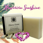 Hawaiian Sunshine Soap Bar Soap Bars Karma Koated