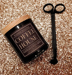 Coffee House 2-Wick Candle 10oz Candle Karma Koated
