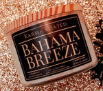 Bahama Breeze 3-Wick Candle 25oz Candle Karma Koated