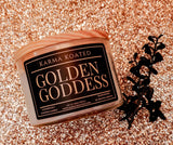 Golden Goddess 3-Wick Candle 25oz Candle Karma Koated