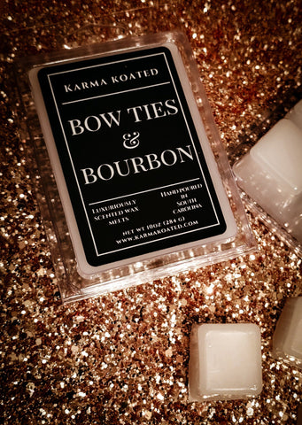 Bow Ties & Bourbon Wax Melts Wax Melts Karma Koated