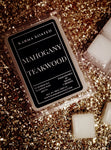Mahogany Teakwood Wax Melts Wax Melts Karma Koated