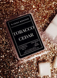 Tobacco Cedar Wax Melts Wax Melts Karma Koated