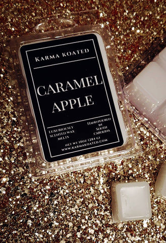 Caramel Apple Wax Melts Wax Melts Karma Koated
