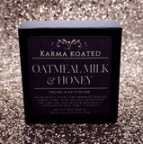 Oatmeal Milk & Honey Bath Bomb Bath Bombs Karma Koated