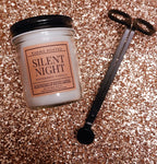 Silent Night Single-Wick Candle 8oz Candle Karma Koated