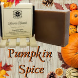 Pumpkin Spice Soap Bar Soap Bars Karma Koated