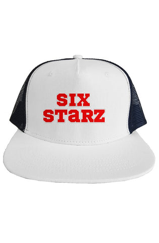 Six Starz Trucker Hat