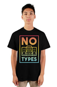 No Stereotypes Tee