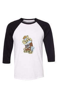 Six Starz Baseball Tee