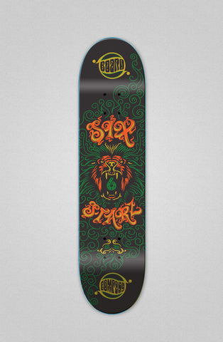 Six Starz Zion Lion Skateboard