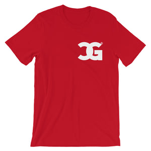 Cxcaine Gvng Crest Red T-Shirt