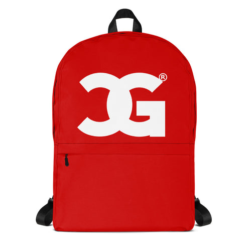 Cxcaine Gvng Red Backpack