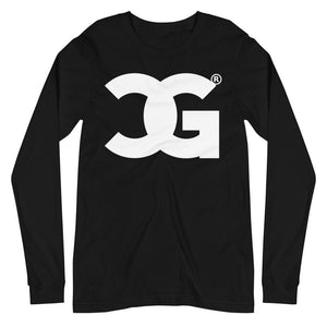 Cxcaine Gvng Long Sleeve Black Shirt