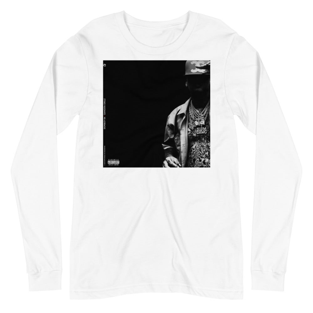 Gangsta Grillz Long Sleeve Shirt