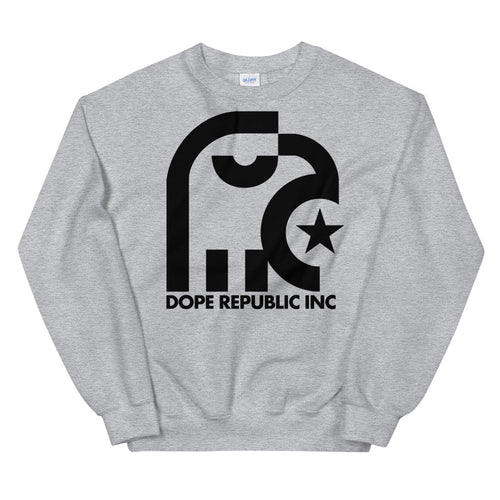 Dope Republic Grey Sweatshirt